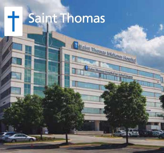 Davidson County TN | Saint Thomas Health