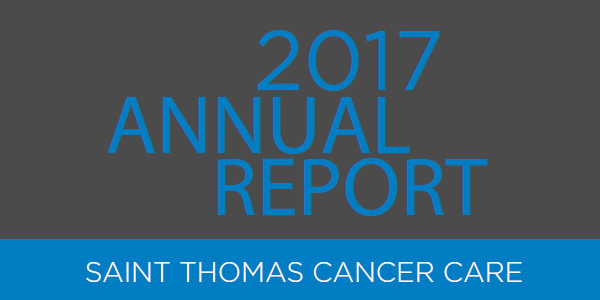 2017 Cancer Annual Report