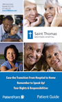 Patient Handbook - Saint Thomas West