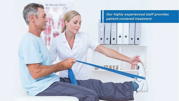 Our highly experienced staff provides patient-centered treatment